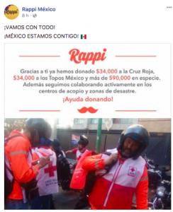 Rappi Mexico