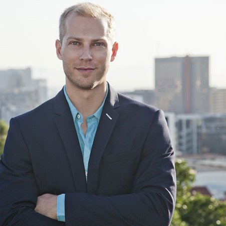 Outsourced CFO managing director Louw Barnardt (Image via Ventureburn)