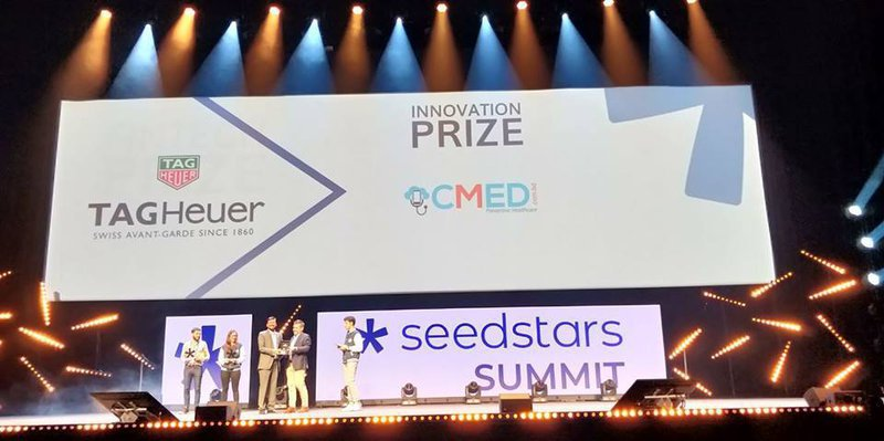 Seedstars Summit and CMED