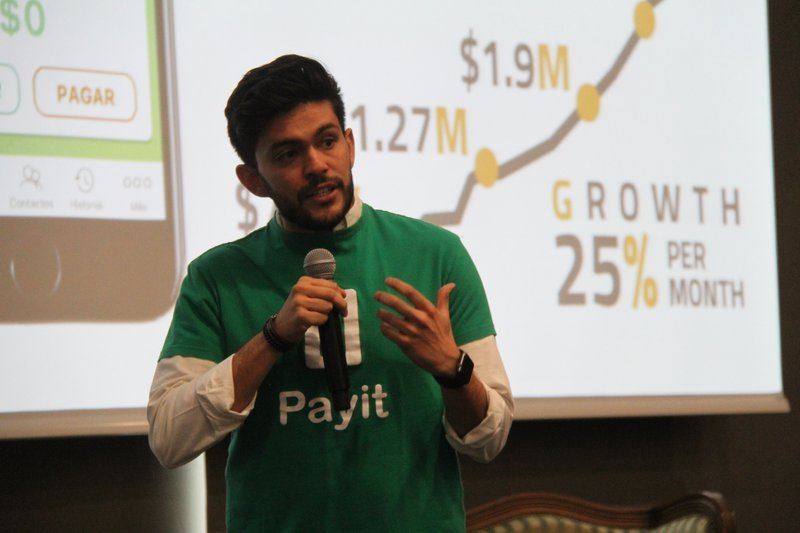 Martin A. Mexia Ponce, founder of Payit.mx
