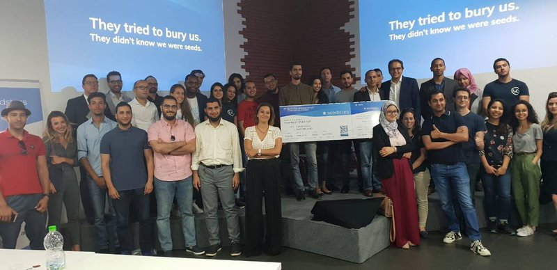 Seedstars World Casablanca 2018