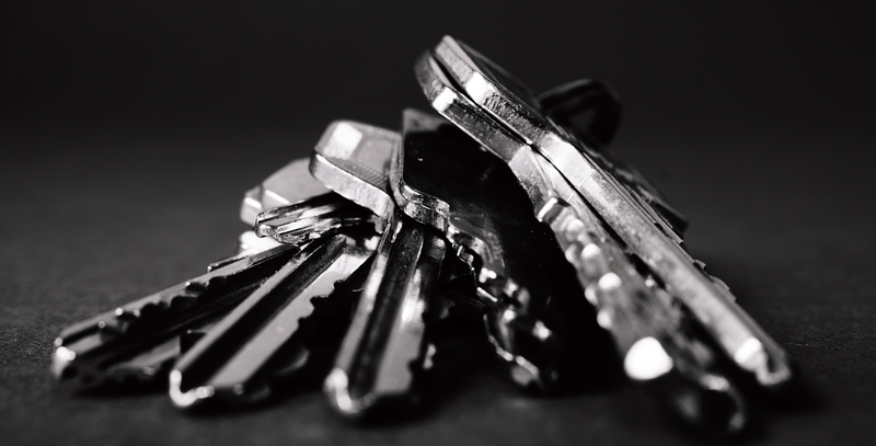 5 steps to better security - Password manager