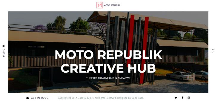 First creative hub in Zimbabwe