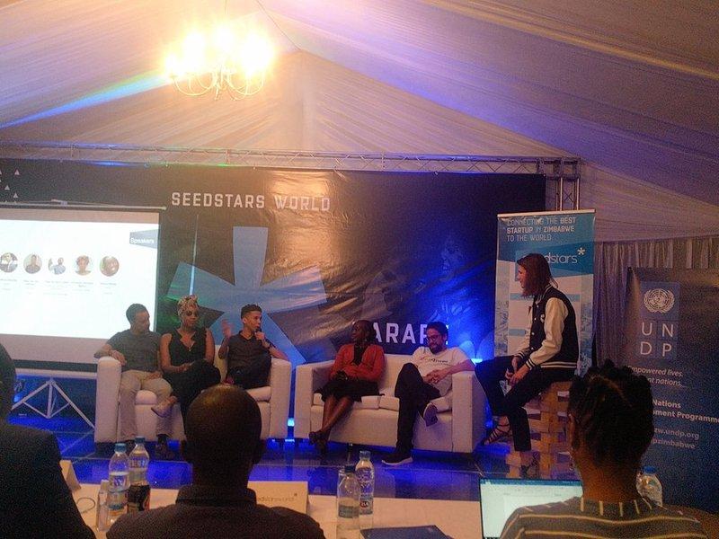 Speakers Seedstars Harare