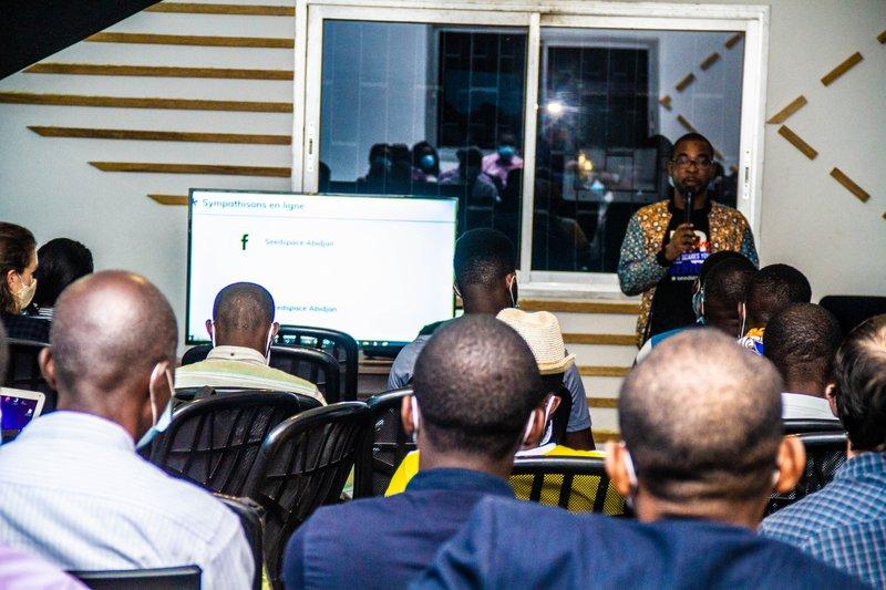 Seedstars Academy in Côte d'Ivoire1