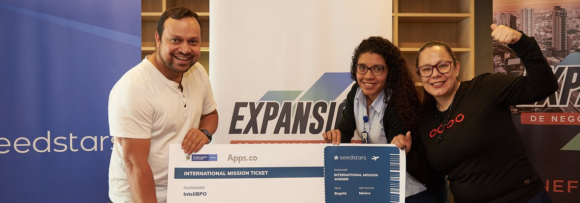 How Ten Colombian Startups Are Preparing Expansion to Mexico and Peru