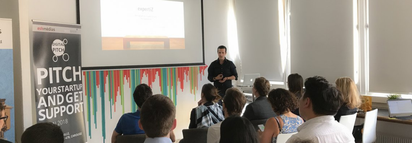 Digital Pitch Announces a Call for Swiss Startups