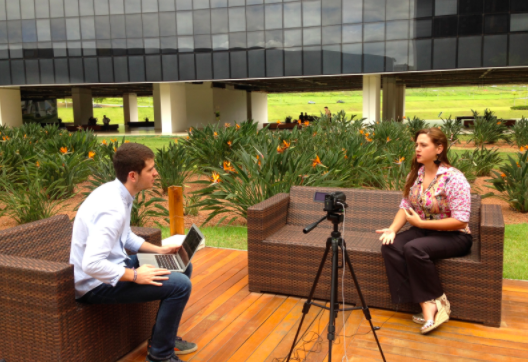 Interview of the Minas Gerais government by Smart Valleys