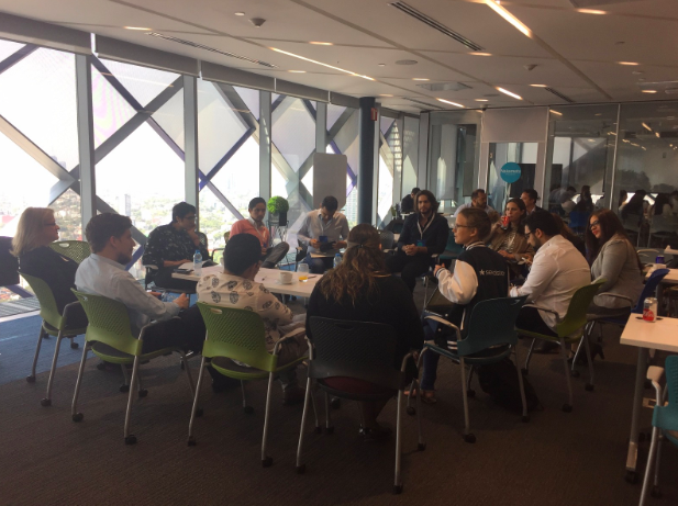 BBVA Bancomer hosted a fintech think tank