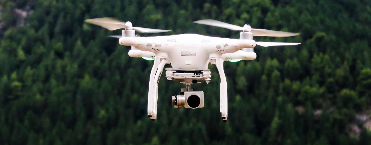 Saving Air Quality One Drone at a Time With qAIRa | Carlos Saito