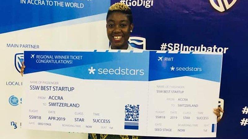 CowTribe - SSW Accra winner