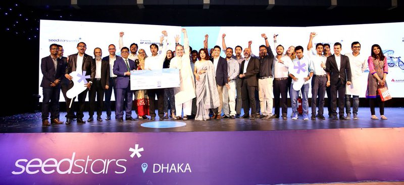Seedstars Dhaka 2017