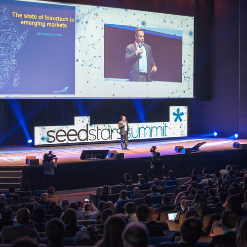 Meet the speakers of the 5th Seedstars Summit!