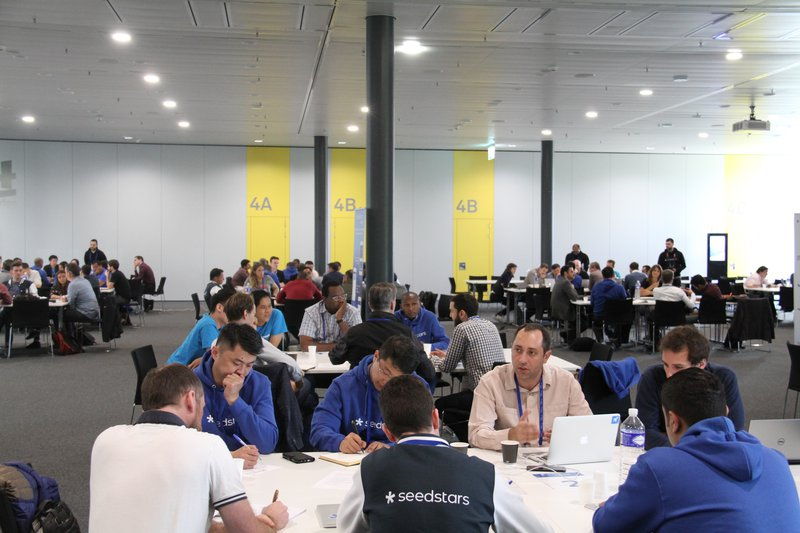 Seedstars Summit Mentorship Sessions: First Round