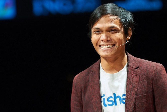 Gibran Huzaifah – CEO of eFishery and Forbes Asia 30 under 30