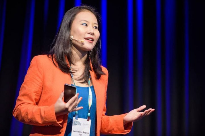 Gwendolyn Regina – Entrepreneur & Investor