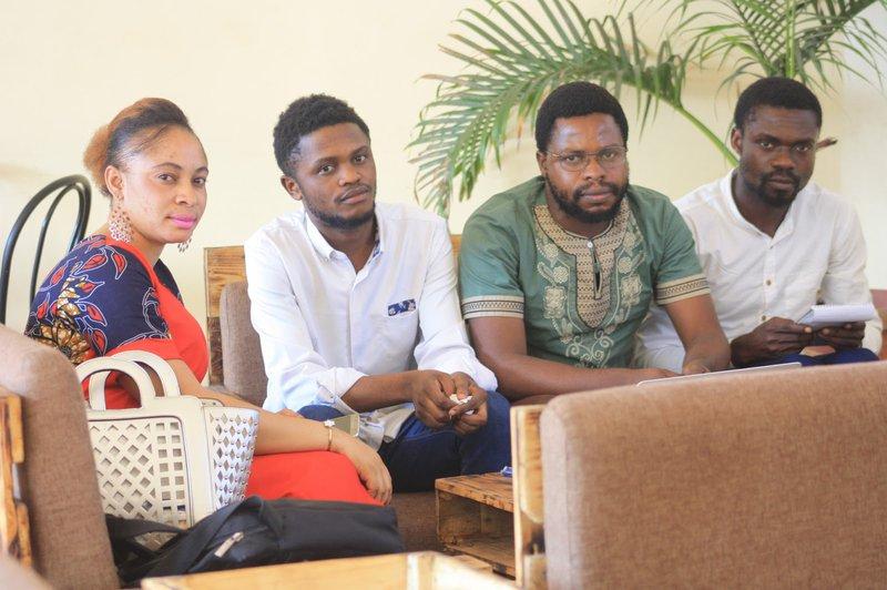 The Astech-Congo team