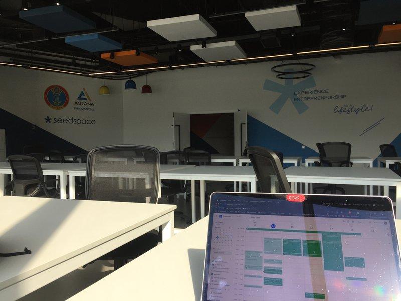 Seedspace Nur-Sultan
