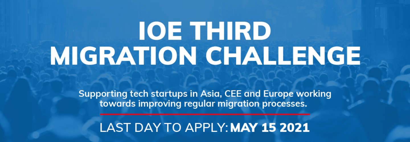 IOE Third Migration Challenge now open for entries