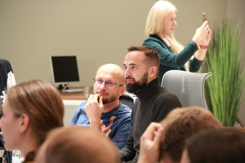 Startup Event in Belarus
