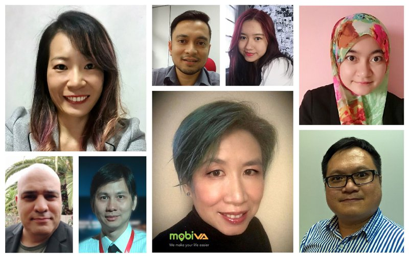 Mobvia Team Picture