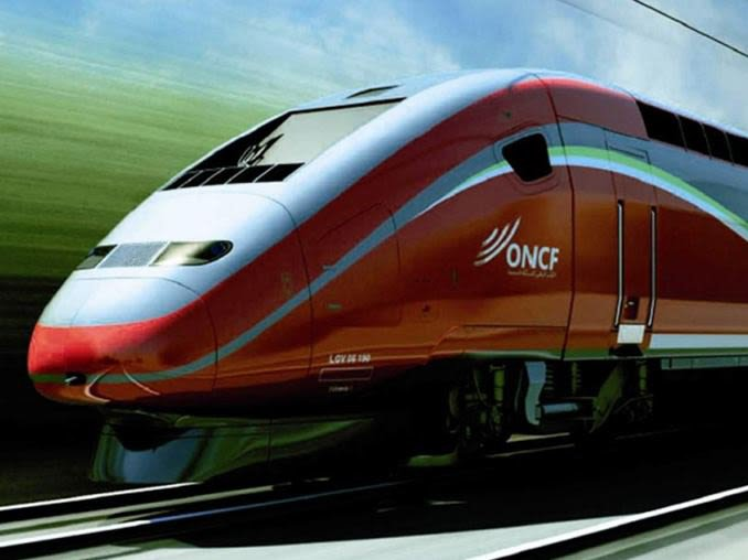 Al-Boraq high-speed train