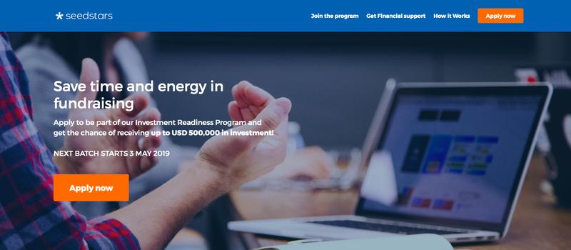 Investment Readiness Program Website