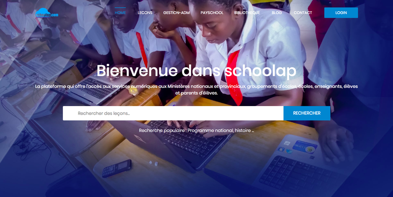 schoolap website