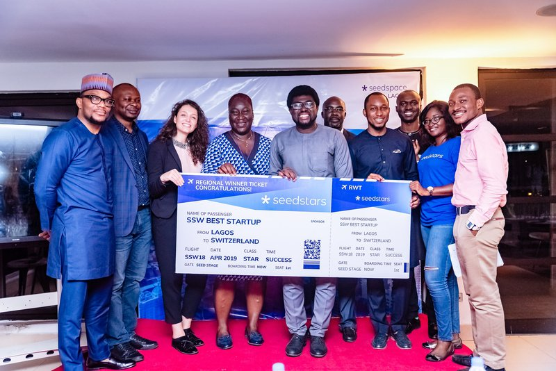 Seedstars World Local Competition at Seedspace Lagos