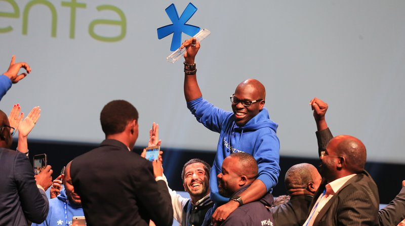 Agrocenta - Seedstars Summit winner