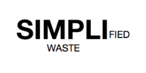 Simplified waste