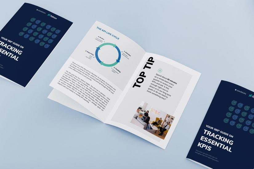 Free Guide for Start-ups & Scale-Ups: Tracking Essential KPIs