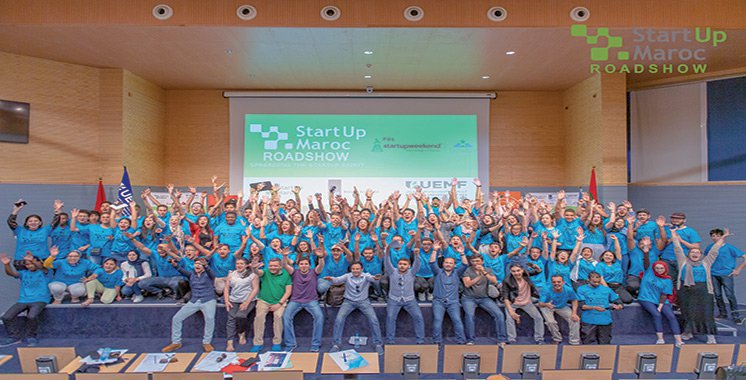 Startup Weekend Fes 2019