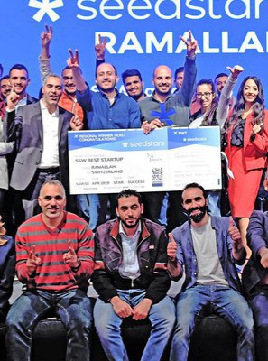 12 Finalists from the Middle East and North Africa
