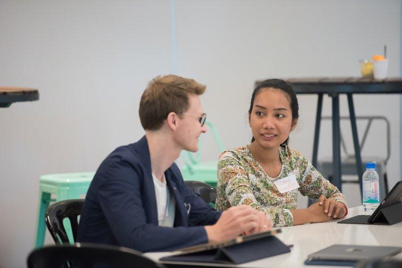 Startups at the SmartScale program