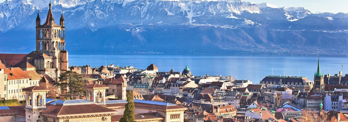 How Canton De Vaud, Switzerland has become one of the most innovative regions in the world