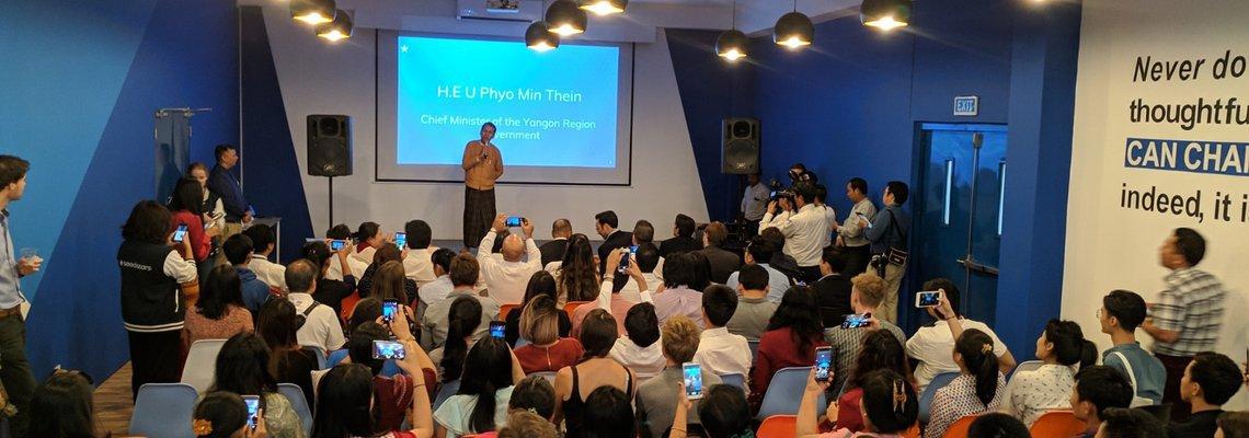 Yangon, Myanmar: Seedstars announces its first hub in Southeast Asia