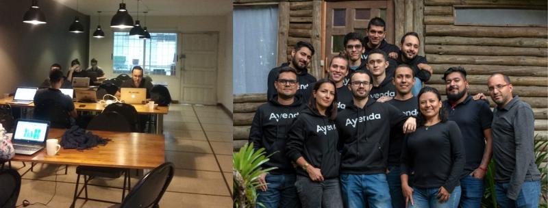 Ayenda's Team