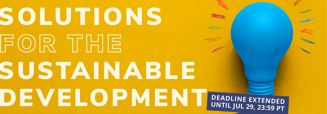 Deadline Extended: Applications open for UN SDSN Youth Solutions Report 2020
