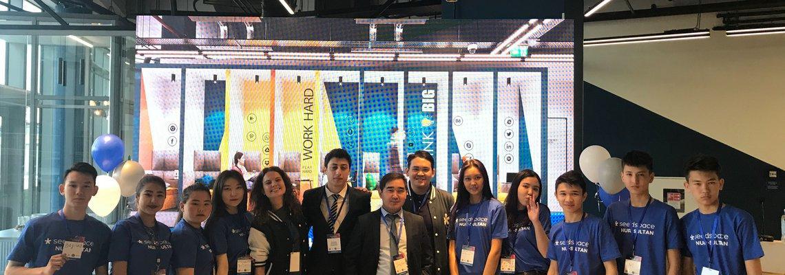 Kazakhstan: Seedspace Nur-Sultan is the Newest Entrepreneurship Hub by Seedstars