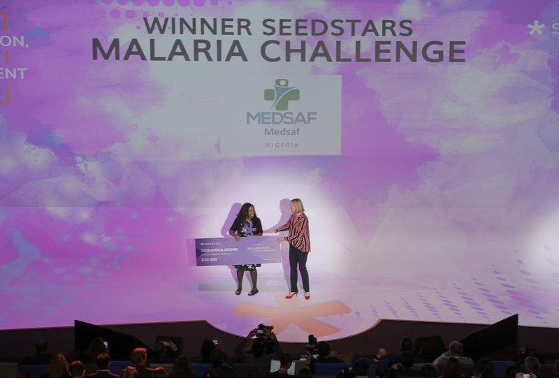 Winner Malaria Challenge