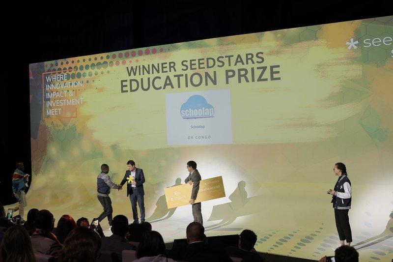 Winner Education Prize